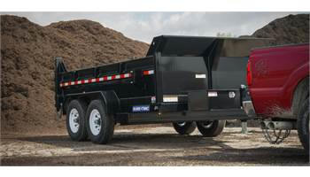 72x10 Low Profile Dump Trailer