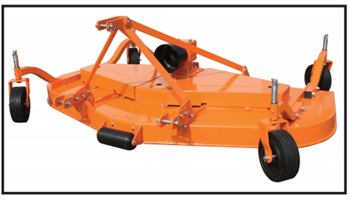 "SGM Rear Discharge Finish Mowers (48"", 60"", 72"", 84"" widths)"
