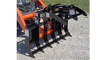 "48"" Root Grapple ( Sub Compact & Compact)"