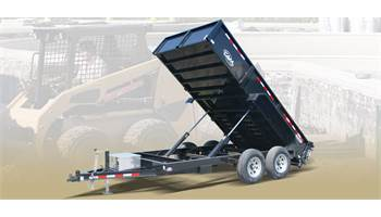 "Cam Advantage 6'8""x14 Low Profile Heavy Duty Dump"