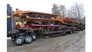 7ton Low Profile Equipment Hauler