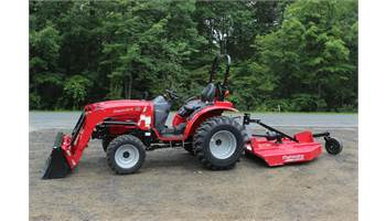 Mahindra 1626 Tractor w/ Loader & Rear Mower *Power Package*