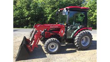 2638 Tractor Loader Cab 4x4