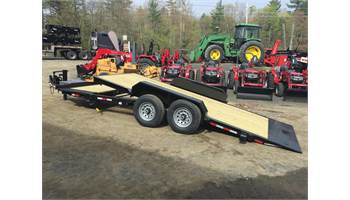 "7CAM21STTXW 83""x 21 Split tilt Equipment Hauler"