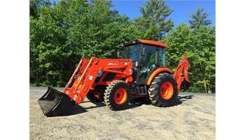 RX6620 Powershuttle Cab Tractor w/ Loader & Backhoe