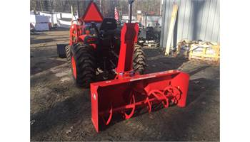 "3pt hitch 62"" LYNX Snowblower"