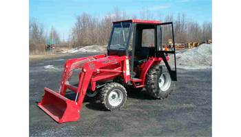 Mahindra 2015 and 2216 & Cub Cadet 7205 Sims Cab for Compact tractor