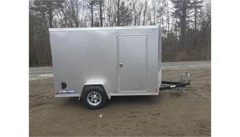 "2018 Pro Series 72""x10ft Enclosed (Ramp)"