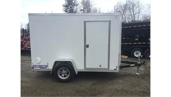 "2018 Pro Series 72""x10ft Enclosed (Barn Doors)"