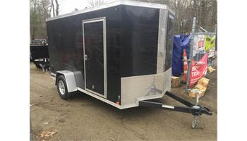 "2019 Pro Series 72""x12ft Enclosed (Ramp)"