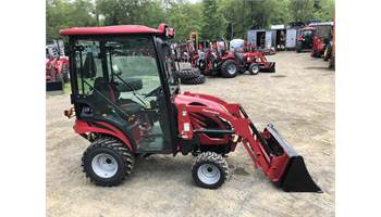 eMax 20s HST Cab Tractor w/ Loader