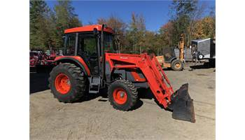 DK65S 65HP 4x4 Cab Tractor w/ Loader * PRE EMISSIONS*