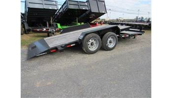 8CAM19STTXW102   19ft Split tilt Equipment Hauler