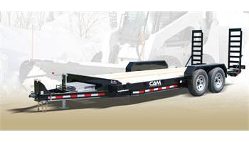 7CAM20 7x20 Channel Frame Equipment Hauler