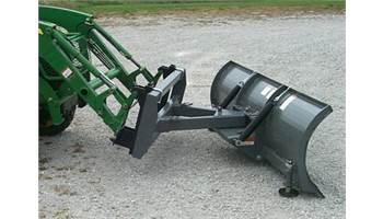 6ft Worksaver Quick attach Plow *Optional Hyd*