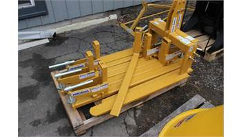 3pt Hitch Forks & Bucket Clamp Forks