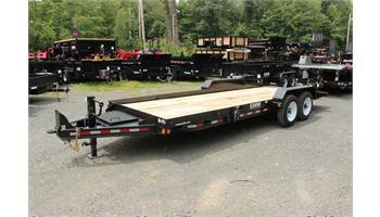 8 Ton 21FT Split Deck Tilt Trailer   8CAM21STT
