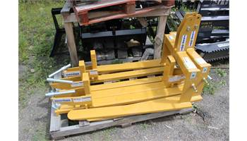 Slide on Bucket Clamping forks