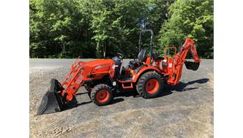 CK2510 HST Tractor Loader & Backhoe