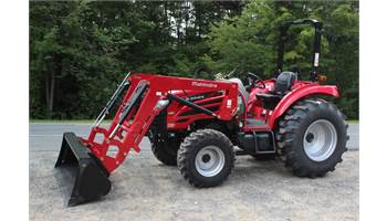 2555 HST Tractor Loader 4wd