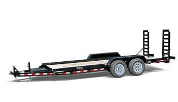 7x20ft Equipment hauler    - 7CAM20CP
