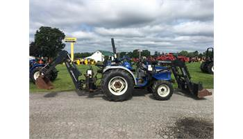 2007 360DTC 4WD Compact Tractor