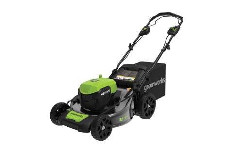BRUSHLESS SELF-PROPELLED LAWN MOWER