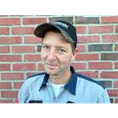 Ray Slagle - Lawn and Garden Master Technician