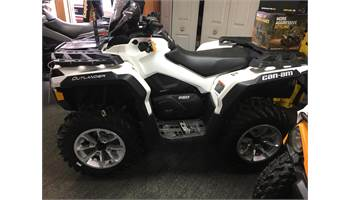 2017 CAN AM OUTLANDER XT 650 NORTHERN EDITION