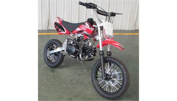 2018 DB125 Dirt Bike (Manual Clutch)