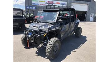 2017 RZR XP4 TURBO EPS