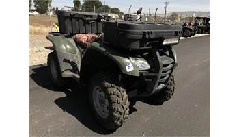 2009 FOURTRAX RANCHER AT