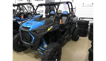 2019 RZR 1000 XP TURBO TITANIUM METALLIC