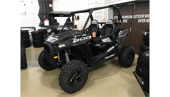 2019 RZR S 900 EPS BLACK PEARL