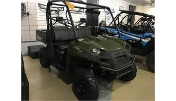 2019 RANGER 570 FULL-SIZE SAGE GREEN