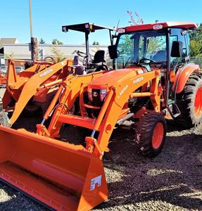 Kubota Tractor - Gresham, OR - Moen Machinery