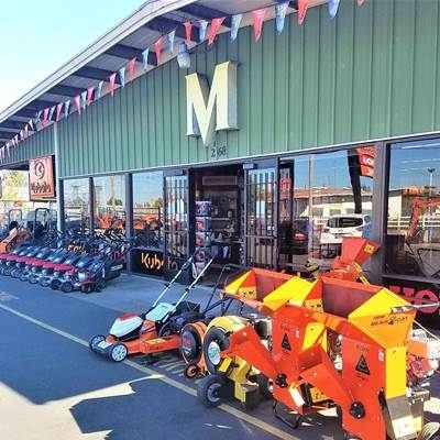 Outdoor Power Equipment at Moen Machinery Co.