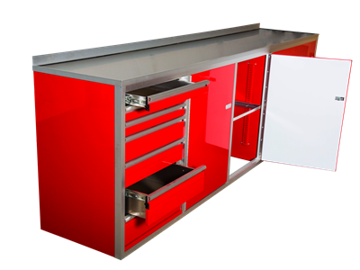 Toolbox & Cabinet Drawers