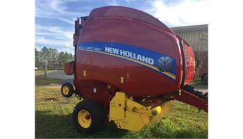 2018 Roll-Belt™ Round Baler Roll-Belt™ 460
