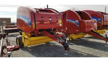 2019 Roll-Belt™ Round Baler Roll-Belt™ 450