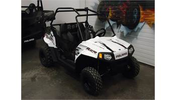 2019 RZR 170 EFI Youth White/Red