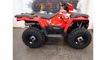 2019 Sportsman 450 HO Indy Red