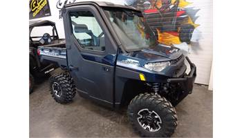 2019 Ranger XP1000 EPS Northstar Steel Blue