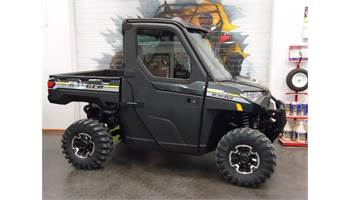 2019 Ranger XP1000 Northstar HVAC Gray