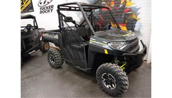 2019 Ranger XP1000 Premium Metallic Gray