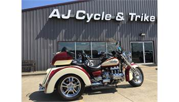 1998 GL1500CT Valkerie Tour Roadsmith Trike