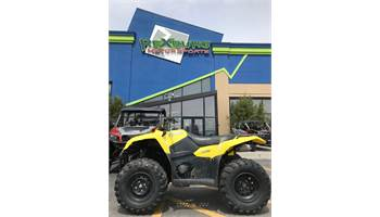 2011 Suzuki 400 King Quad 4x4 ASI