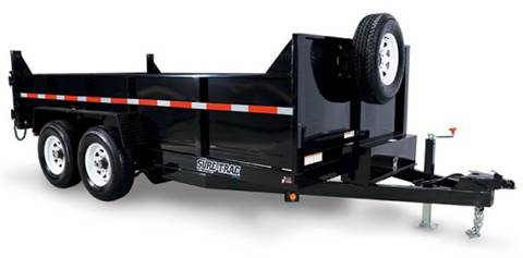 SURE-TRAC Hydraulic Dump Trailers