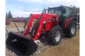 4610M - 100 hp Tractor Loader