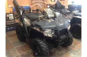Sportsman 570 EPS - Polaris Pursuit Camo
